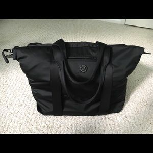 Lululemon All Day Asana Tote Black
